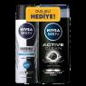 Nıvea Deo 150 Ml Erk B&W Fresh+Duş Act Cln 250 ML