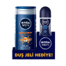 Nıvea Roll-On 50 Ml Erk.Fresh+Duş Sport 250 Ml
