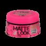Fonex Wax Matte Look Extra Parlak-Pembe 100 Ml