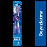 Oral-B Diş Fırçası 3 Boyutlu Beyazlık Luxe Pro-Flex 38 Orta