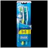 Oral-B Diş Fırçası Adv.3D White 1+1 35 Soft