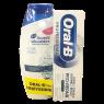 Oral-B Macun Diş Eti-Min.Pro Onar Hassas Beyaz + H&S Klasik 180 Ml