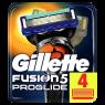"""Gillette Fusion ProGlide Yedek Tıraş Bıçağı 4""""lü"""