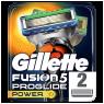 """Gillette Fusion ProGlide Power Yedek Tıraş Bıçağı 2""""li"""