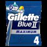 Gillette Blue 2 Maximum 4 Lü