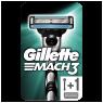 Gillette Mach3 Tıraş Makinesi 1 Up
