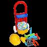 Happy Toys Servis Arabası Tamir Seti 14 Prc