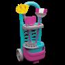 Happy Toys Tombul Temizlik Kova Seti