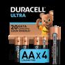 """Duracell Turbo Max Alkalin AA Kalem Pil 4""""lü Paket"""