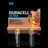 "Duracell Alkalin AA Kalem Pil 2""li Paket"
