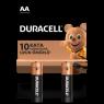 """Duracell Turbo Max Alkalin AA Kalem Pil 2""""li Paket"""