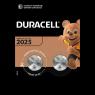 DURACELL DUGME PIL 2025 2 LI 3VOLT