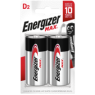 Energizer Alkalin Pil Max D Bp2
