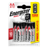 Energizer Alkalin Pil AA Bp 6 (4+2)