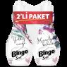 Bingo Soft Konsantre Çamaşır Yumuşatıcısı 1400 Ml+1440 ml
