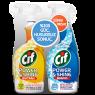 Cif Power&Shine Mutfak 750Ml+Banyo 750Ml Sprey