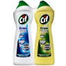 Cif Krem Amonyaklı 750 Ml+Cif Krem Limon 750 Ml