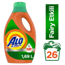 Alo Platinum Sıvı Çamaşır Deterjanı 26 Yıkama