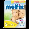 Molfix 7.24 Koruma Jumbo Paket Mini Bebek Bezi 78