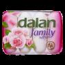 Dalan Sabun Family Gül 4*70 Gr.