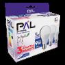 Pal Systems Led Ampul 3'lü Beyaz Işık 9W