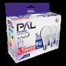Pal Systems Led Ampul 3'lü Gün Işığı 9W