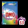 Omo Matik 8 Kg. Color