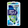 """Gillette Blue3 Ice Kullan At Tıraş Bıçağı 6""""lı"""