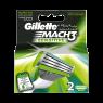 "Gillette Mach3 Sensitive Yedek Tıraş Bıçağı 2""li"