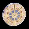 "Karper 8""li Sade Peynir 100 gr"