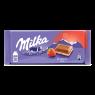 Milka Çilek Aromalı Yoğurt Dolgulu (50%) Sütlü Çikolata 100 gr