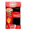 Pringles 165 Gr + Coca Cola 1 Lt