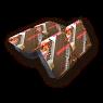 Saray Bambil Kakao Kaplamalı Mars.Bisküvi 18 Gr