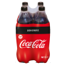 Coca Cola Şekersiz 4x1 lt