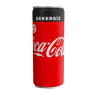 Coca Cola Kutu Şekersiz 250 ml