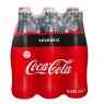 Coca Cola 6 X 200 Ml Cam Şekersiz