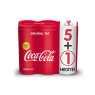 Coca Cola 6 X 250 Ml Kutu