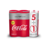 Coca Cola 6 X 250 Ml Kutu Light