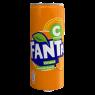 Fanta Portakal Kutu 250 ml