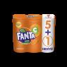 Fanta Portakal 6X250 Ml Kutu