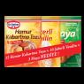 Dr.Otker Kabartma Tozu 15 Adet+Şekerli Vanilin 15 Adet (3 Adet Maya Hediye)