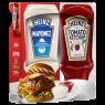 Heinz Ketçap 460 gr+395 Gr Mayonez