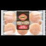 "Uno Premium Susamlı Hamburger B Ekmeği 6""lı 510 gr"
