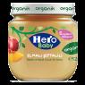 Hero Baby  Kavanoz Organik Elma Şeftali 120 Gr