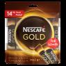 Nescafe  Gold  Paket 2 Gr 14 Lü