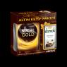 Nescafe 200 Gr Gold Eko + Damak çikolata 90 Gr Hediyeli