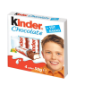 Kinder Chocolate 50 gr