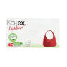 Kotex Lightdays Eko Parfümlü 15*40