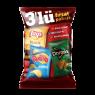 "Lays Ruffles Doritos 3""lü Paket 166 gr"