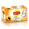 """Lipton Bitki Çayı Form Plus Kayısılı Bardak Poşet 20""""li 40 gr"""